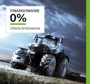 Finansowanie 0% na 5 lat dla modeli 7250 oraz 9340 TTV WARRIOR. 1